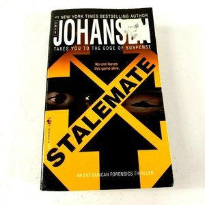 Stalemate Eve Duncan 7 by Iris Johansen Paperback
